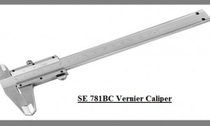 The Weirdest SE 781BC Vernier Caliper Ever Experienced