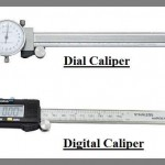 Digital Vernier Calipers & Dial Calipers Comparison