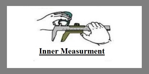 inner measurement vernier caliper