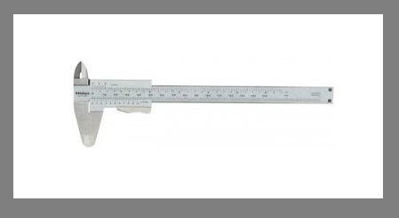 Vernier Calipers with Auto Stop Function