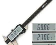 Vernier Caliper Least Count & Length Reading Formula
