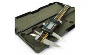 Vernier Caliper Use in Make Up