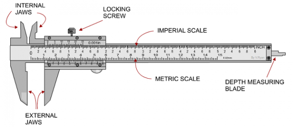 What is Vernier Caliper & What is it Used for? - Vernier ...