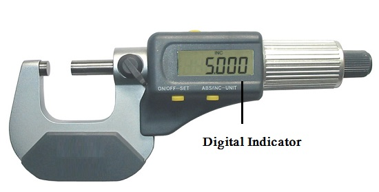 electronic micrometer