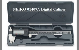 NEIKO 01407A Digital Caliper Having Gaps between Internal Jaws