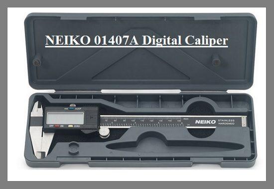 NEIKO 01407A Digital Caliper Having Gaps between Internal Jaws