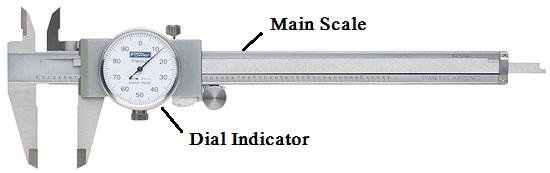 dial caliper image