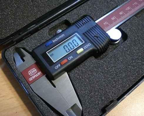 electronic vernier caliper