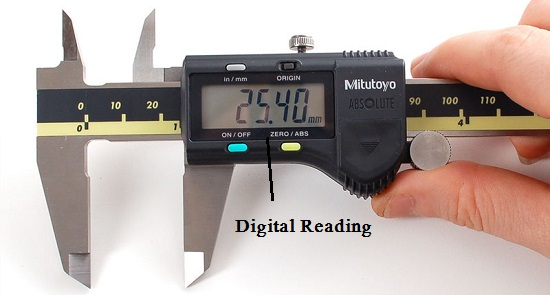 digital caliper photo