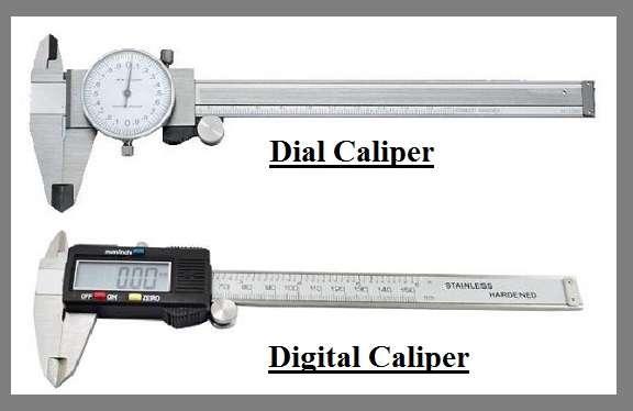 Digital Vernier Calipers  U0026 Dial Calipers Comparison