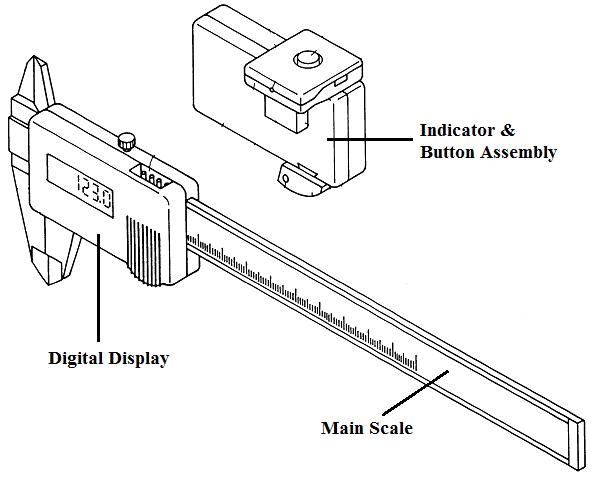 manufacturing material  u0026 parts of a vernier caliper