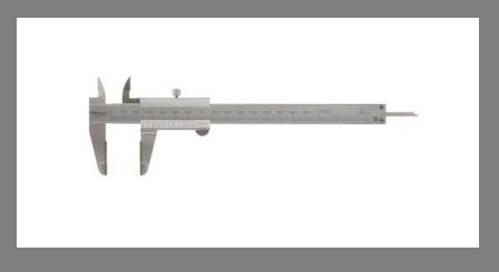 Standard Vernier Caliper