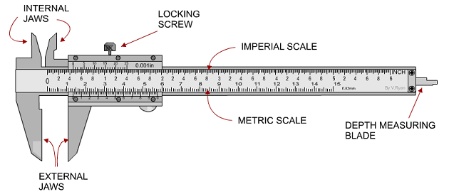 What is Vernier Caliper & What is it Used for?
