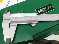 Ten Insize Vernier Caliper Both Digital & Analogue