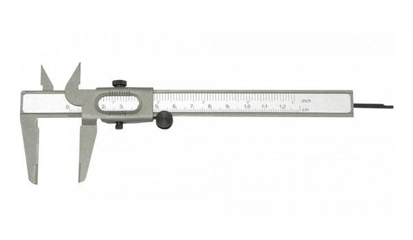 Mitutoyo standard vernier caliper